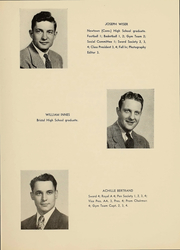 Page 23, 1948 Edition, Arnold College - Fall In Yearbook (Milford, CT) online yearbook collection