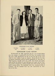 Page 33, 1948 Edition, Arnold College - Fall In Yearbook (Milford, CT) online yearbook collection
