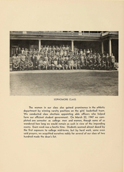 Page 34, 1948 Edition, Arnold College - Fall In Yearbook (Milford, CT) online yearbook collection