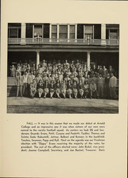 Page 37, 1948 Edition, Arnold College - Fall In Yearbook (Milford, CT) online yearbook collection
