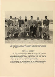 Page 40, 1948 Edition, Arnold College - Fall In Yearbook (Milford, CT) online yearbook collection
