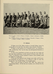 Page 41, 1948 Edition, Arnold College - Fall In Yearbook (Milford, CT) online yearbook collection