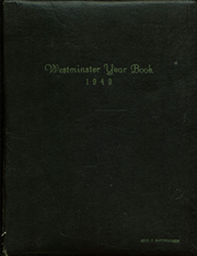 1949 Edition, Westminster School - Annual Yearbook (Simsbury, CT)