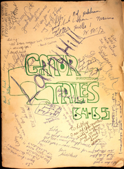 1965 Edition, Eastern Middle School - Gator Tales Yearbook (Greenwich, CT)