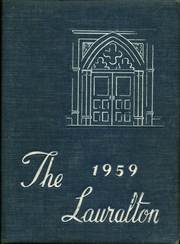 1959 Edition, Academy of Our Lady of Mercy - Lauralton Yearbook (Milford, CT)