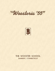 Page 1, 1955 Edition, Wooster School - Woosteria Yearbook (Danbury, CT) online yearbook collection