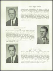 Page 12, 1955 Edition, Wooster School - Woosteria Yearbook (Danbury, CT) online yearbook collection