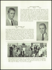 Page 14, 1955 Edition, Wooster School - Woosteria Yearbook (Danbury, CT) online yearbook collection