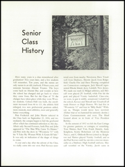 Page 15, 1955 Edition, Wooster School - Woosteria Yearbook (Danbury, CT) online yearbook collection