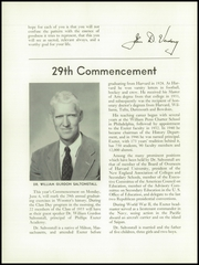 Page 6, 1955 Edition, Wooster School - Woosteria Yearbook (Danbury, CT) online yearbook collection