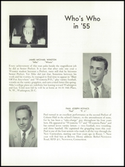 Page 7, 1955 Edition, Wooster School - Woosteria Yearbook (Danbury, CT) online yearbook collection