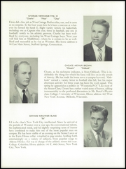 Page 9, 1955 Edition, Wooster School - Woosteria Yearbook (Danbury, CT) online yearbook collection