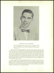 Page 13, 1955 Edition, King School - Kingsmen Yearbook (Stamford, CT) online yearbook collection