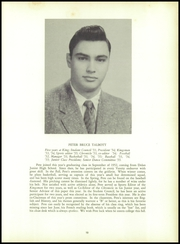 Page 17, 1955 Edition, King School - Kingsmen Yearbook (Stamford, CT) online yearbook collection
