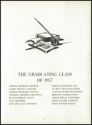 Page 11, 1957 Edition, King School - Kingsmen Yearbook (Stamford, CT) online yearbook collection
