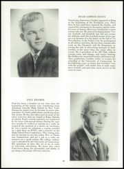 Page 14, 1957 Edition, King School - Kingsmen Yearbook (Stamford, CT) online yearbook collection