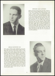 Page 15, 1957 Edition, King School - Kingsmen Yearbook (Stamford, CT) online yearbook collection