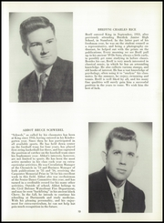 Page 17, 1957 Edition, King School - Kingsmen Yearbook (Stamford, CT) online yearbook collection