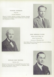 Page 11, 1952 Edition, The Gunnery School - Red and Gray Yearbook (Washington, CT) online yearbook collection