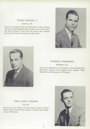 Page 13, 1952 Edition, The Gunnery School - Red and Gray Yearbook (Washington, CT) online yearbook collection