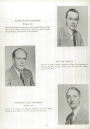 Page 14, 1952 Edition, The Gunnery School - Red and Gray Yearbook (Washington, CT) online yearbook collection