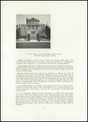 Page 14, 1953 Edition, Hamden Hall Country Day School - Perennial Pine Yearbook (New Haven, CT) online yearbook collection