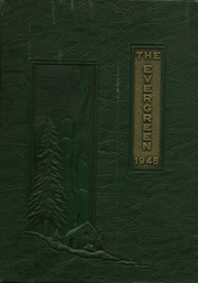 1948 Edition, Abbey School - Evergreen Yearbook (Simsbury, CT)