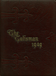 1949 Edition, Sacred Heart Academy - Talisman Yearbook (Stamford, CT)