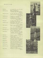 Page 17, 1938 Edition, St Margarets School - Salmagundi Yearbook (Waterbury, CT) online yearbook collection