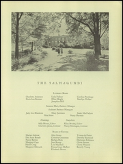 Page 11, 1942 Edition, St Margarets School - Salmagundi Yearbook (Waterbury, CT) online yearbook collection