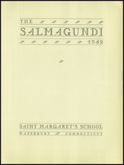 Page 7, 1942 Edition, St Margarets School - Salmagundi Yearbook (Waterbury, CT) online yearbook collection