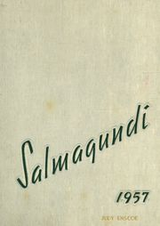 Page 1, 1957 Edition, St Margarets School - Salmagundi Yearbook (Waterbury, CT) online yearbook collection