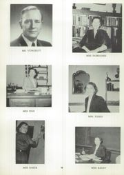 Page 14, 1957 Edition, St Margarets School - Salmagundi Yearbook (Waterbury, CT) online yearbook collection