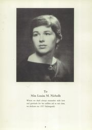 Page 9, 1957 Edition, St Margarets School - Salmagundi Yearbook (Waterbury, CT) online yearbook collection
