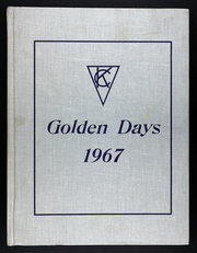 1967 Edition, Ken Mont Camp for Boys - Golden Days Yearbook (Kent, CT)