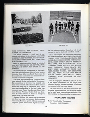 Page 74, 1967 Edition, Ken Mont Camp for Boys - Golden Days Yearbook (Kent, CT) online yearbook collection