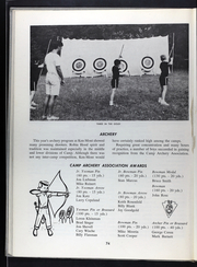 Page 84, 1967 Edition, Ken Mont Camp for Boys - Golden Days Yearbook (Kent, CT) online yearbook collection