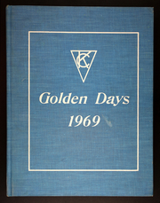 1969 Edition, Ken Mont Camp for Boys - Golden Days Yearbook (Kent, CT)