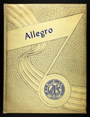 1953 Edition, Hartt College of Music - Allegro Yearbook (West Hartford, CT)