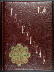 1966 Edition, Hartford State Technical College - Technician Yearbook (Hartford, CT)