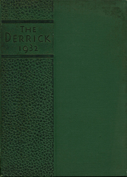 Taft Union High School and Junior College - Derrick Yearbook (Taft, CA) online yearbook collection, 1932 Edition, Page 1