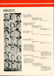 Page 16, 1937 Edition, Taft Union High School and Junior College - Derrick Yearbook (Taft, CA) online yearbook collection