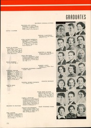 Page 17, 1937 Edition, Taft Union High School and Junior College - Derrick Yearbook (Taft, CA) online yearbook collection