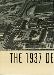 Page 6, 1937 Edition, Taft Union High School and Junior College - Derrick Yearbook (Taft, CA) online yearbook collection