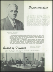 Page 10, 1953 Edition, Taft Union High School and Junior College - Derrick Yearbook (Taft, CA) online yearbook collection