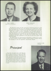 Page 11, 1953 Edition, Taft Union High School and Junior College - Derrick Yearbook (Taft, CA) online yearbook collection