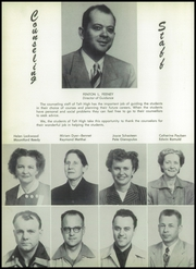 Page 12, 1953 Edition, Taft Union High School and Junior College - Derrick Yearbook (Taft, CA) online yearbook collection