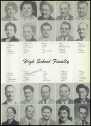 Page 13, 1953 Edition, Taft Union High School and Junior College - Derrick Yearbook (Taft, CA) online yearbook collection