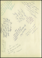 Page 4, 1953 Edition, Taft Union High School and Junior College - Derrick Yearbook (Taft, CA) online yearbook collection