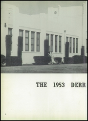 Page 6, 1953 Edition, Taft Union High School and Junior College - Derrick Yearbook (Taft, CA) online yearbook collection